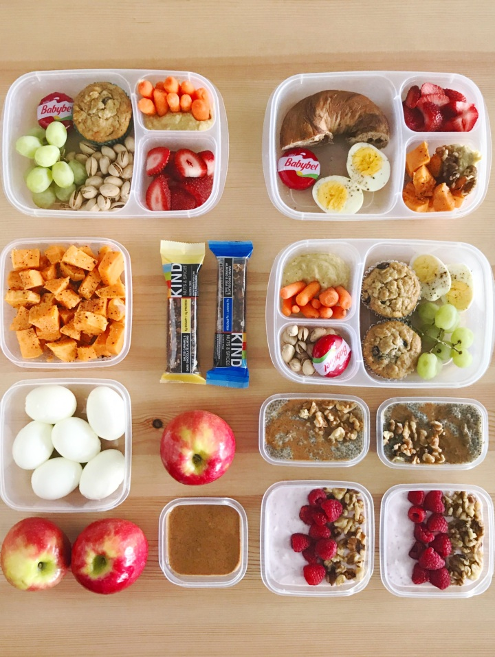 A Week ofLunches